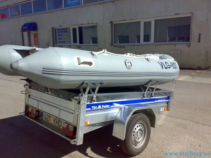прицепы для лодок из пвх ростов-на-дону