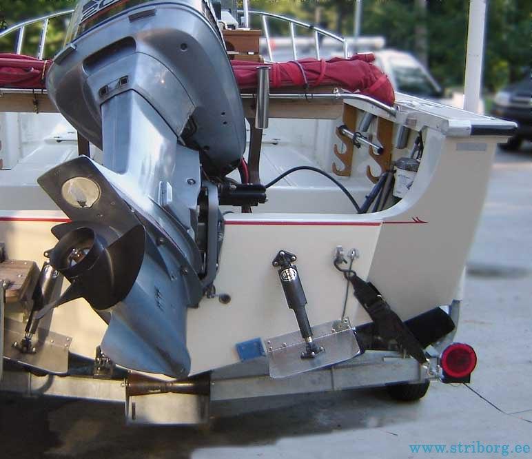 трим для лодок