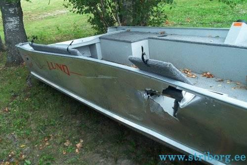 самодельные лодки из амг