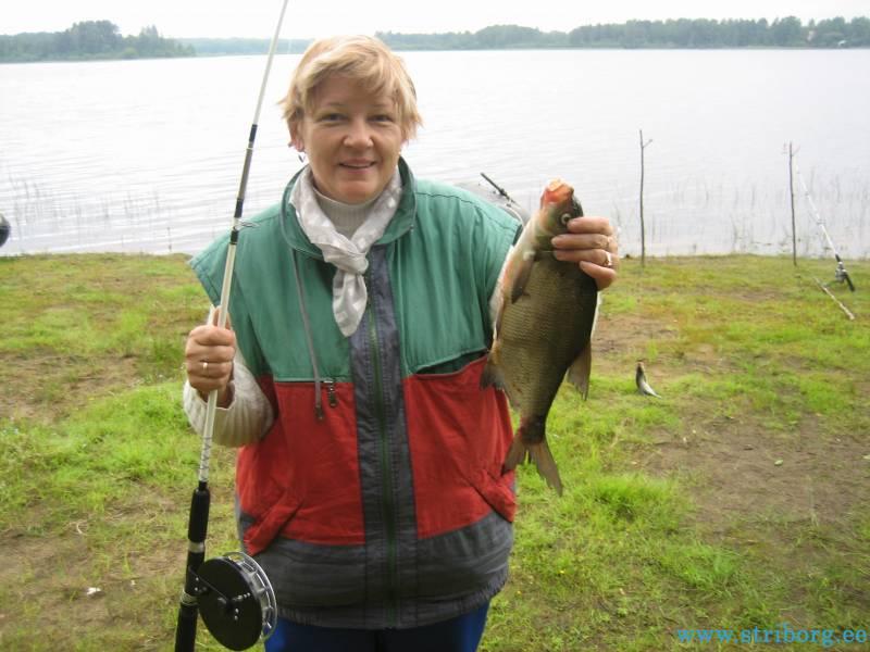рыбалка оз. долгое московская область